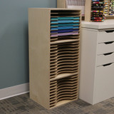 12x12 Three-Tiered Paper Holder