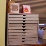 Drawer Cabinet storage for craft rooms
