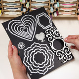 8.5x11 Magnet Cards