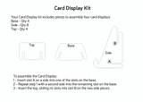 Card Display 4-Pack