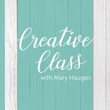 Crafted card making class in Hutchinson, MN