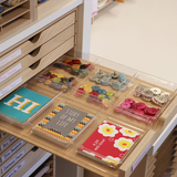 Drawer Cabinet Half Tray