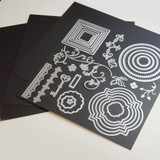 12x12 Magnet Cards