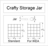 Crafty Storage Jars