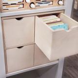 2x2 Drawer Cabinet