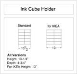 Ink Cube Holder