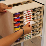 Ink & Punch Drawer for IKEA