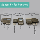 Ink & Punch Drawer Spacers