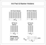 Ink Pad & Marker Holder