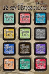 Tim Holtz® Distress™Inks