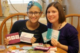 Chemo Angels send cards to cancer patients