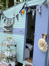 Surprising Spaces: Craft Room Caravans