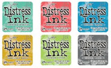 New Distress Ink Colors Released