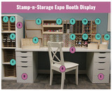 Expo Booth Display - Product Listing