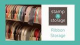 Ribbon Storage You'll Rave About!