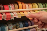 Looking for a way to store your washi tape?