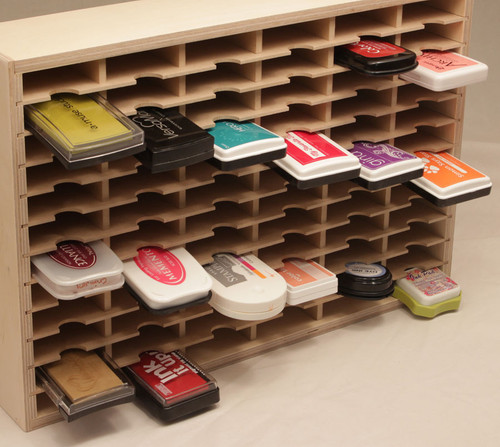 So many ink pad brands to choose from. We want to help you organize yours!