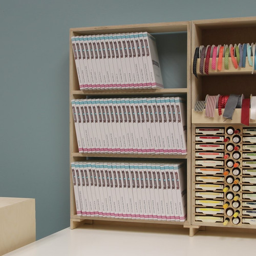unmounted and clear mount stamp case storage