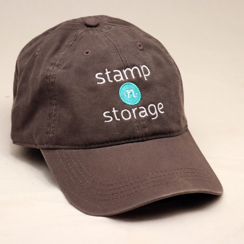 Stamp-n-Storage Hat