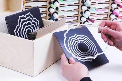 Dies, Stamps & Emboss Folders