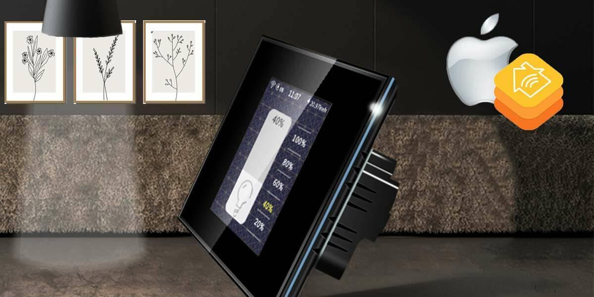 Apple Homekit LCD Smart light Switches