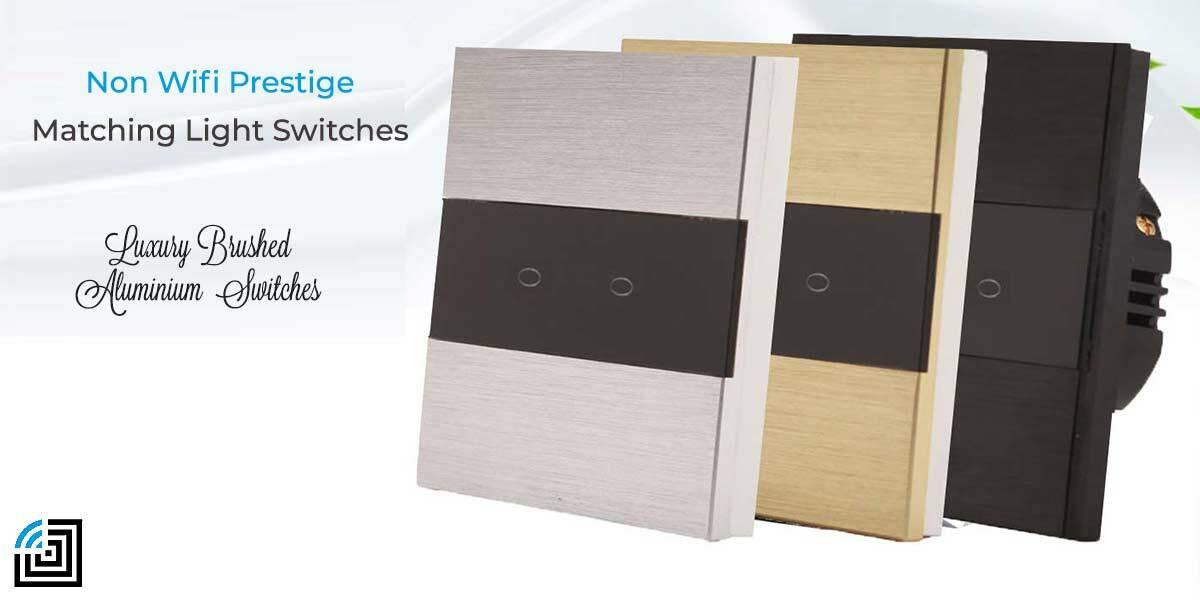 Prestige Light Switches
