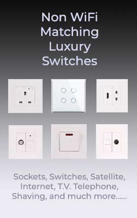 Non Wifi switches and Sockets