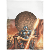 X-O Manowar 5 - Fleece Blanket 60x80