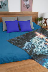 X-O Manowar 4 - Fleece Blanket 60x80