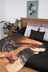 Ninjak 2 - Fleece Blanket 60x80