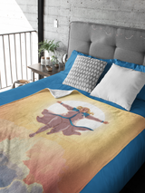 Faith - Fleece Blanket 60x80