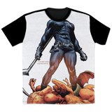 Shadowman 3 - All Over Print T-Shirt