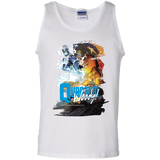 Quantum and Woody 3 - Tank Top