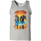 Quantum and Woody 6 - Tank Top