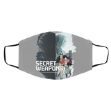 Secret Weapons 5 - Face Mask