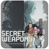 Secret Weapons  5 - Coaster