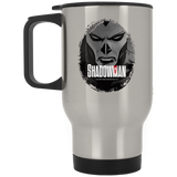 Shadowman 5 - Stainless Travel Mug