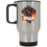 Ninjak 2 - Stainless Travel Mug