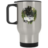 Ninjak 1 - Stainless Travel Mug