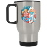 Faith 2 - Stainless Travel Mug