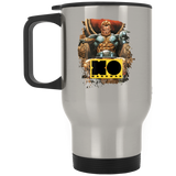 X-O Manowar - Stainless Travel Mug