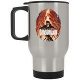 Shadowman 7 - Stainless Travel Mug
