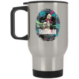 Shadowman 6 - Stainless Travel Mug