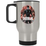 Shadowman 1 - Stainless Travel Mug