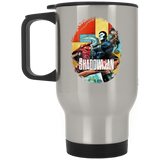Shadowman 2 - Stainless Travel Mug