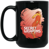 Secret Weapons 6 - Mug