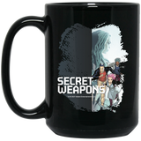 Secret Weapons 5 - Mug