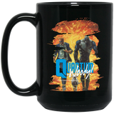Quantum and Woody 6 - Mug