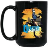 Quantum and Woody 7 - Mug