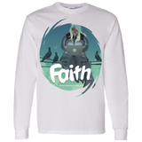 Faith 3 - LS T-Shirt
